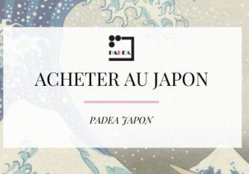 Acheter au Japon
